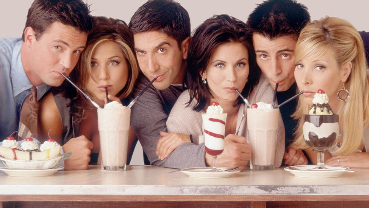 Friends: 25 ani de la primul episod si 25 de fun facts